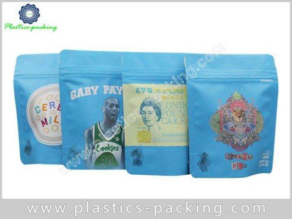 Hemp Packaging Stand Up Zipper Bags Manufacturers a 139