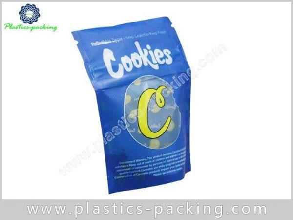Hemp Packaging Stand Up Zipper Bags Manufacturers a 140