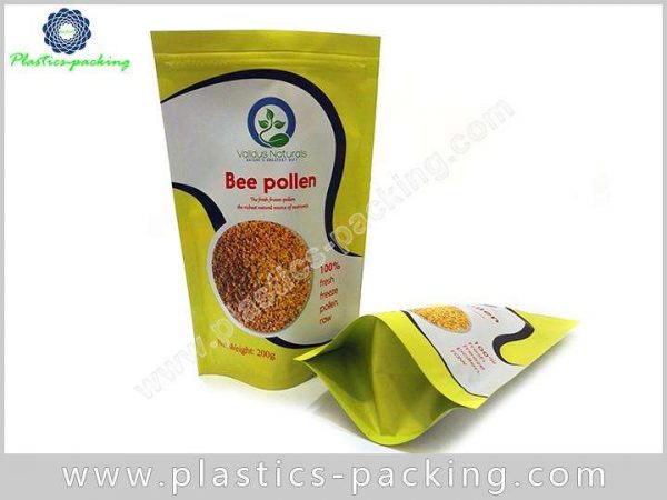 High Clarity Stand Up Zipper Pouches Manufacturers and yyt 0700