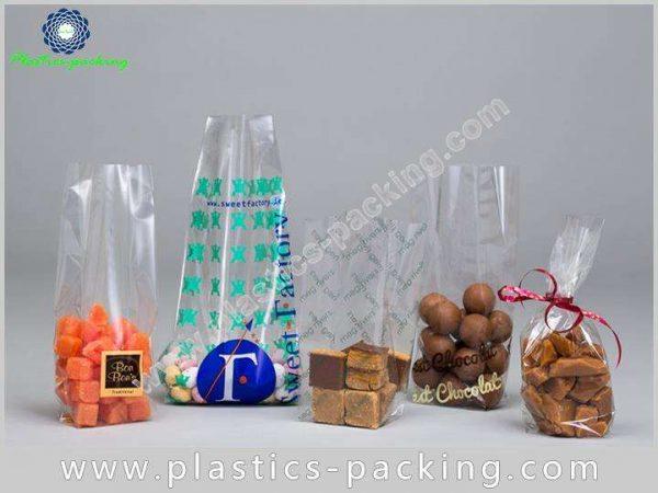 High Transparency BOPP Square Bottom Bag Manufacturers yyt 347 1