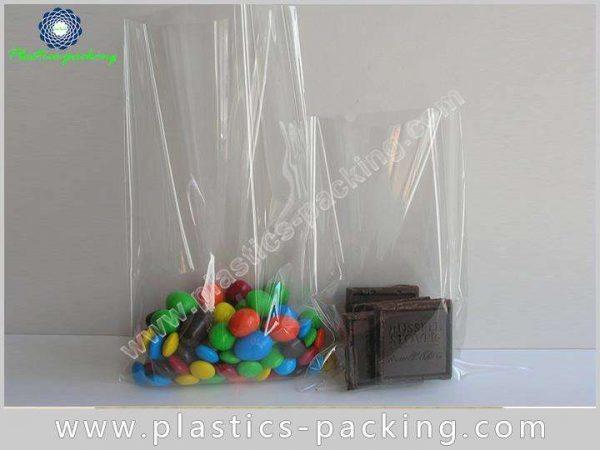 High Transparency BOPP Square Bottom Bag Manufacturers yyt 349 1