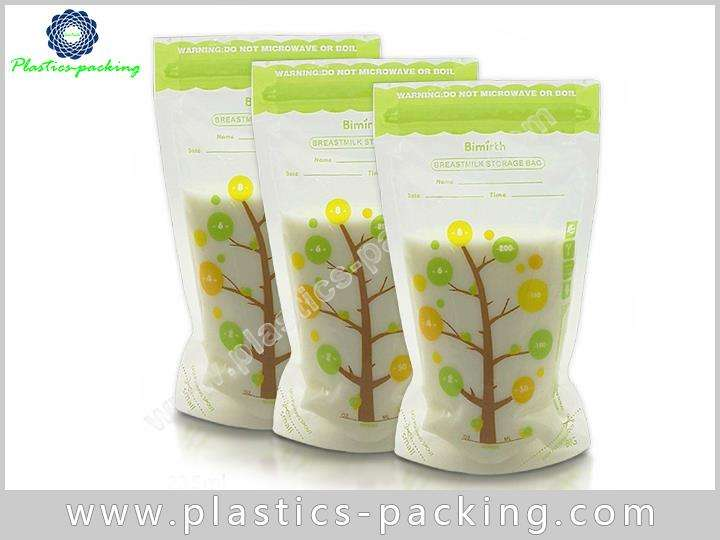 Irradiated BPA Free Breast Milk Bag Manufacturers a 063