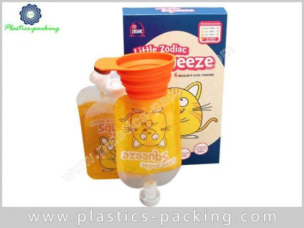 Irradiated BPA Free Breast Milk Bag Manufacturers a 065