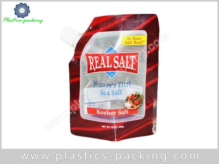 Kraft Paper Liquid Spout Bag Manufacturers and Supp 261