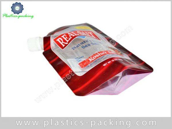 Kraft Paper Liquid Spout Bag Manufacturers and Supp 262