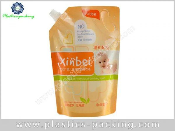 Kraft Paper Liquid Spout Bag Manufacturers and Supp 263