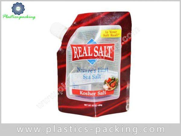 Kraft Paper Liquid Spout Bag Manufacturers and Supp 264