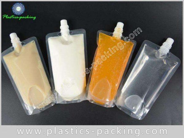 Lemon Liquid Juice Spout Pouch Manufacturers and Su 240