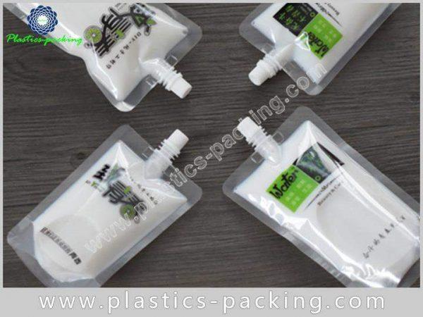 Lemon Liquid Juice Spout Pouch Manufacturers and Su 241