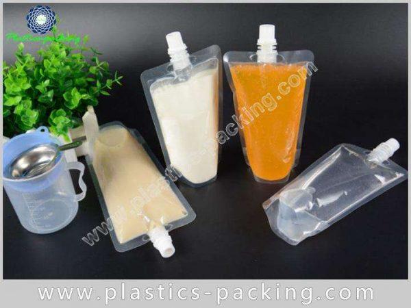 Lemon Liquid Juice Spout Pouch Manufacturers and Su 243