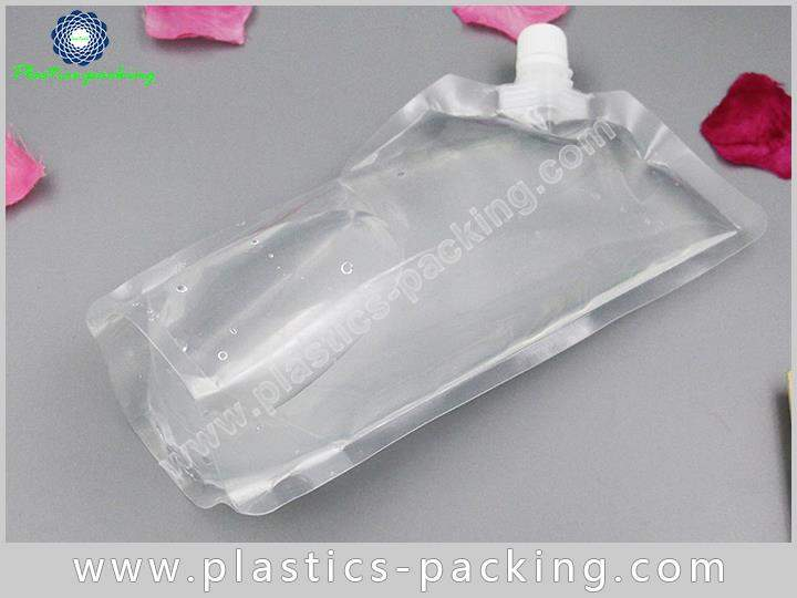 Liquid And Beverage Flexible Packaging Spouted Stand yythk 225