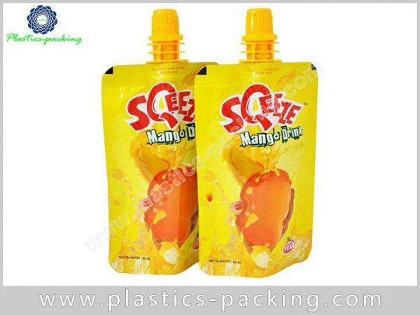 Liquid Food Packaging With Spout Manufacturers and 223