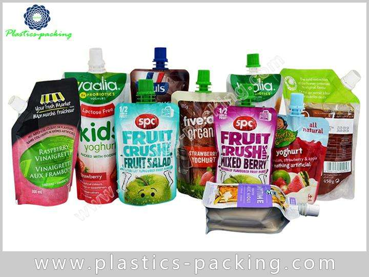 Liquid Food Packaging With Spout Manufacturers and 224
