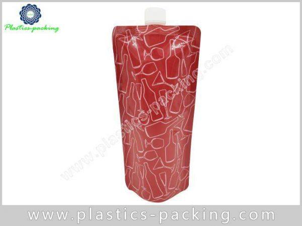 Liquid Plastic Corner Spout Pouch Manufacturers and yythkg 193