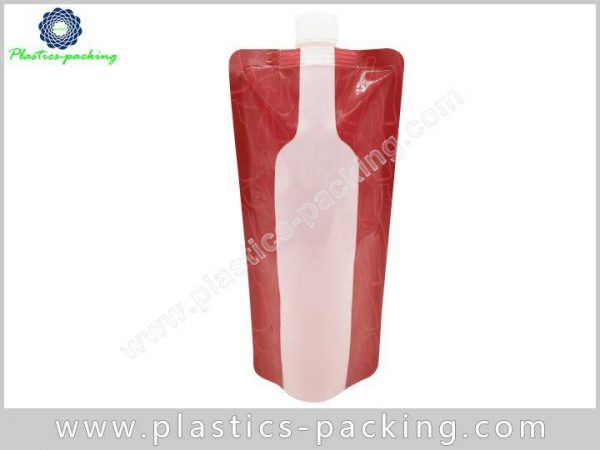 Liquid Plastic Corner Spout Pouch Manufacturers and yythkg 194