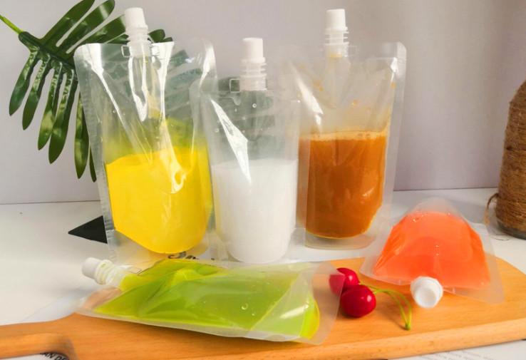 Liquid Spout Pouch Suppliers