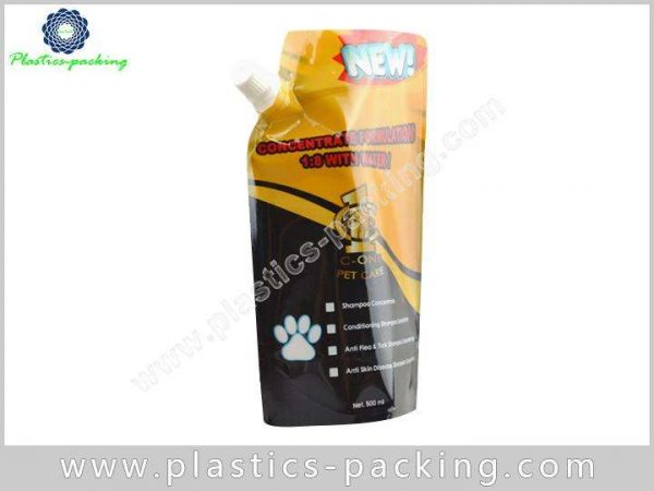 Liquid Squeeze Pouch Manufacturers and Suppliers China yyt 171