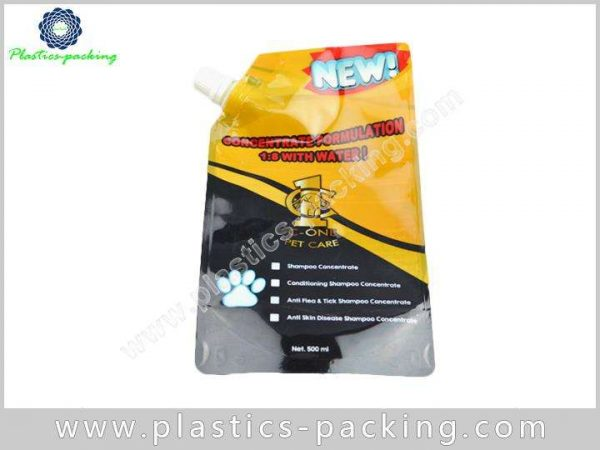 Liquid Squeeze Pouch Manufacturers and Suppliers China yyt 172