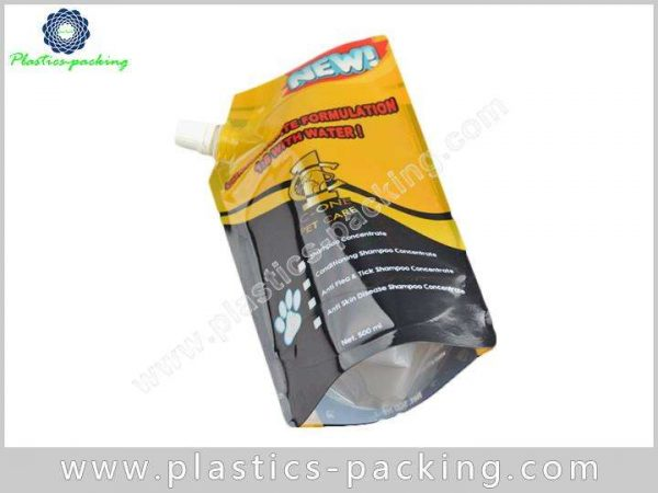 Liquid Squeeze Pouch Manufacturers and Suppliers China yyt 173