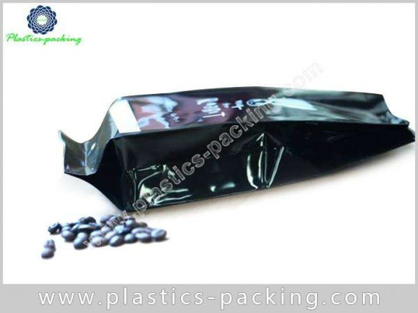 Matte Black Coffee Pouches With Valve Manufacturers yythkg 242