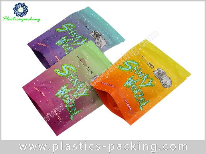 Mylar Smell Proof Ziplock Bags Manufacturers and Suppliers 074