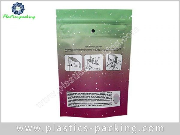 Mylar Smell Proof Ziplock Bags Manufacturers and Suppliers 075