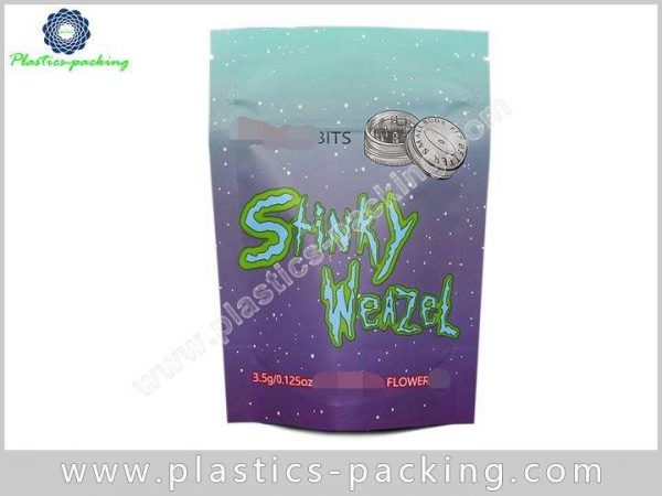 Mylar Smell Proof Ziplock Bags Manufacturers and Suppliers 076