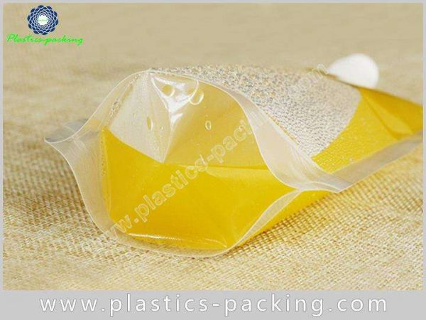 NY PE Clear Spout Pouch Manufacturers and Suppliers yythkg 193