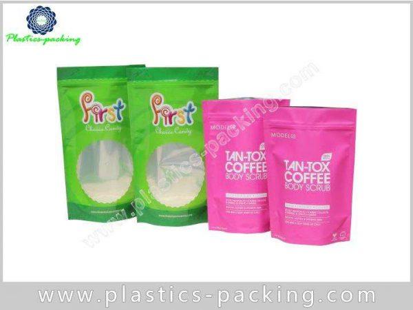 OEM Food Grade Custom Printed Stand Up Packaging yy 0834