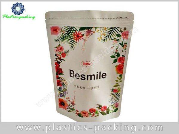 OEM Food Grade Custom Printed Stand Up Packaging yy 0835