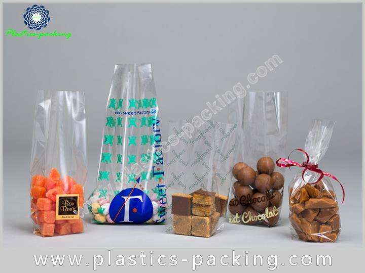 OPP 40 Micron Gusseted Cellophane Bags Manufacturers yythk 299 1