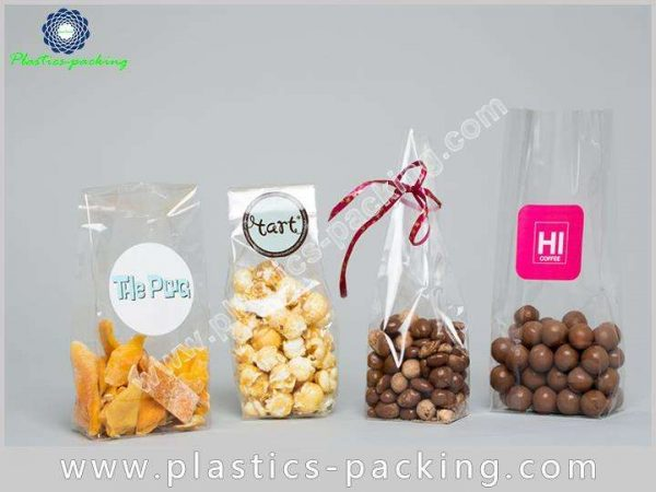 OPP 40 Micron Gusseted Cellophane Bags Manufacturers yythk 306 1