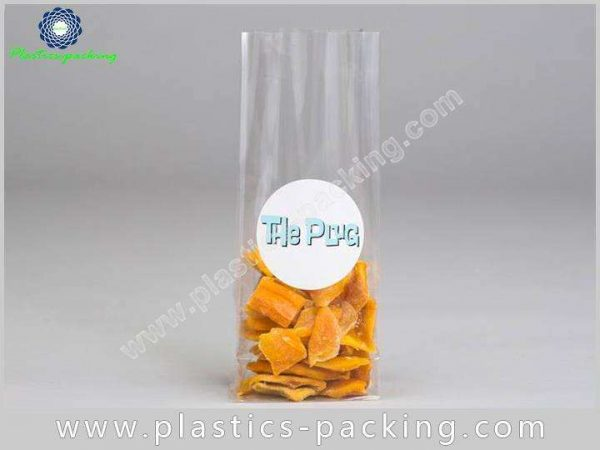 OPP Clear Cellophane Gusseted Bags Manufacturers and yythk 229 1