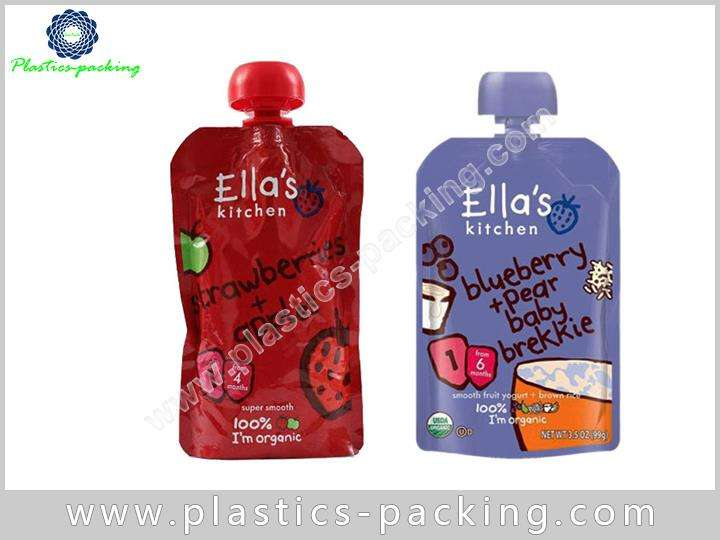 Oil Spout Pouch Juice Packaging Manufacturers and 156