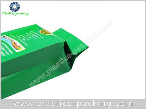 One Way Degassing Valve Foil Coffee Bags 194