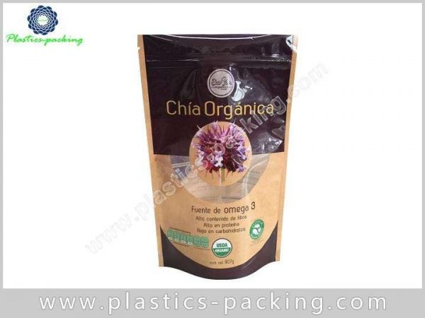 Organic Food Packaging Zipper Bags Manufacturers and yythk 319
