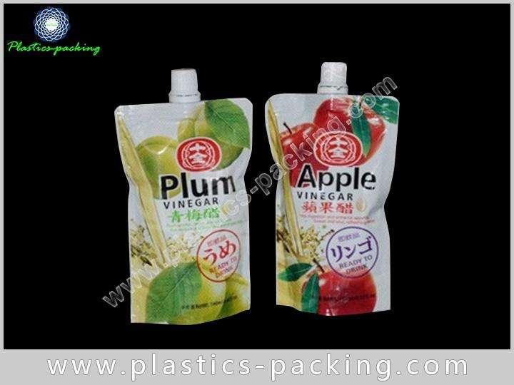PET NY PE Plastic Laminated Spouted yy 168