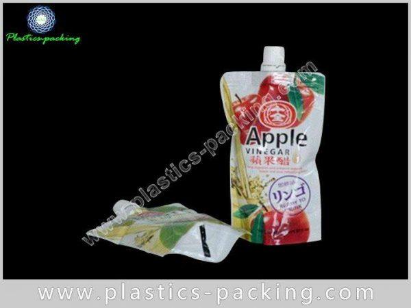 PET NY PE Plastic Laminated Spouted yy 172