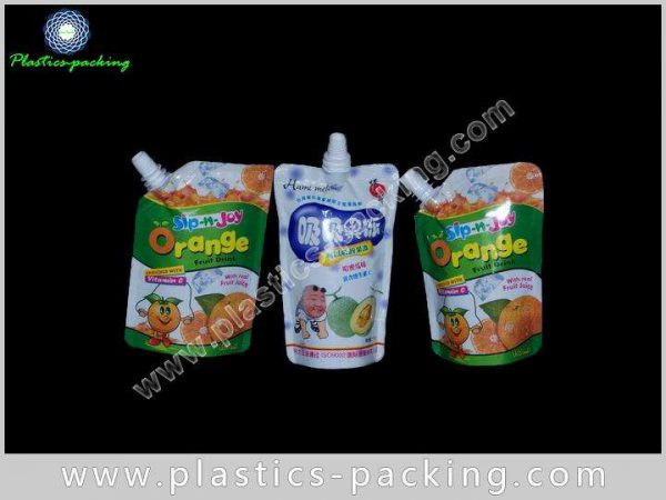 PET NY PE Plastic Laminated Spouted yy 173