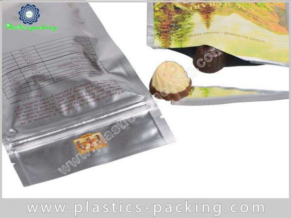 Plain Printed Coffee Zipper Bags Open Ended Coffee 178