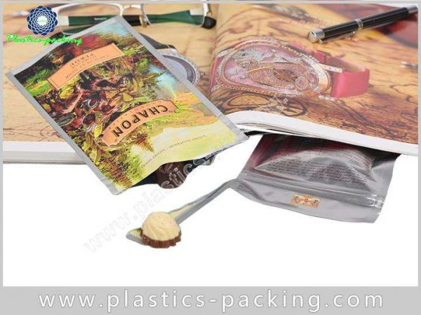 Plain Printed Coffee Zipper Bags Open Ended Coffee 179