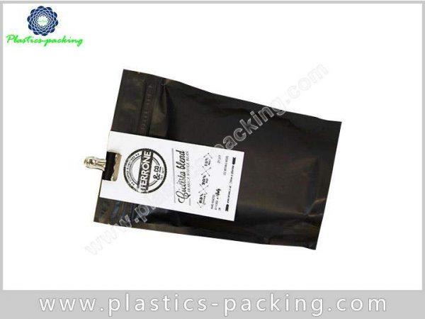 Printed Matt Black 200g Coffee Bags Manufacturers a 147
