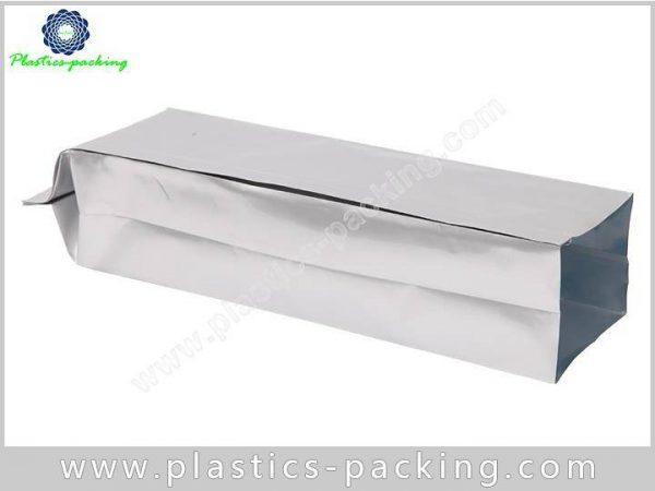 Printed Silver Heat Seal Coffee Packaging Bags Side 115
