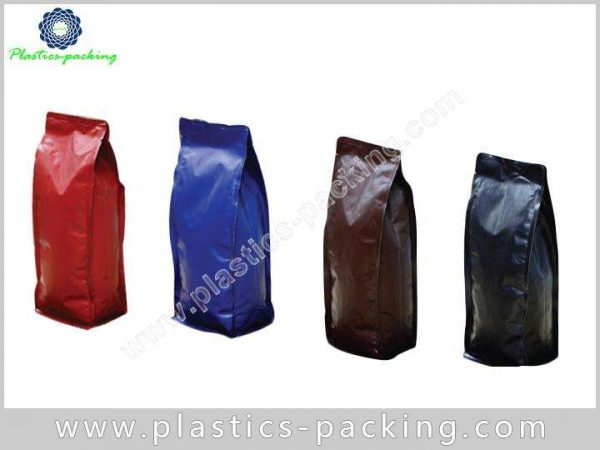 Printed Wholesale Box Bottom Coffee Bags Manufacturers yyt 104