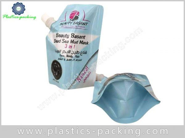Re closable Stand Up Liquid Spout Pouch Manufacturers yyth 128