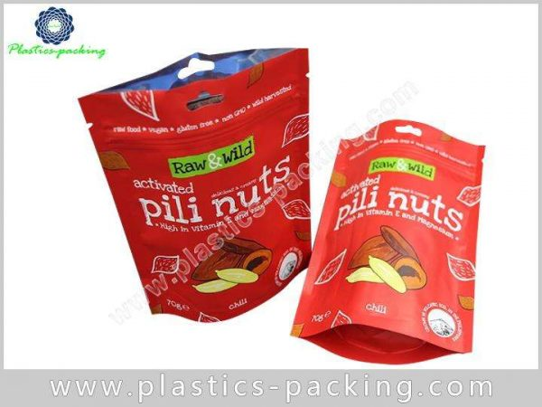 Resealable Food Grade Plastic Zipper Bag Manufacturers yyt 284