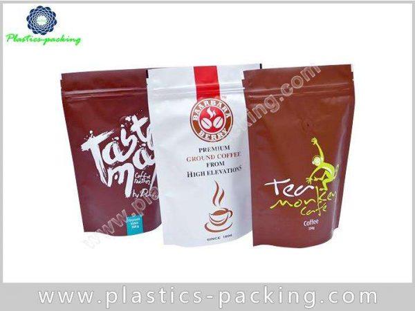 Resealable Plastic Ziplock Bags Foil Snack Food Pac 0963
