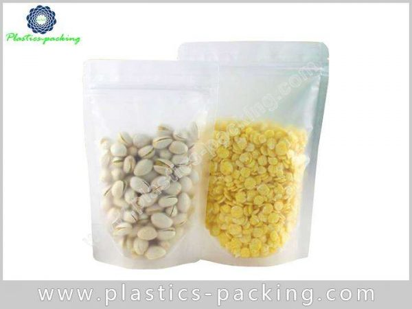 Resealable Stand Up Pouch for Chicken Chews with yy 0985