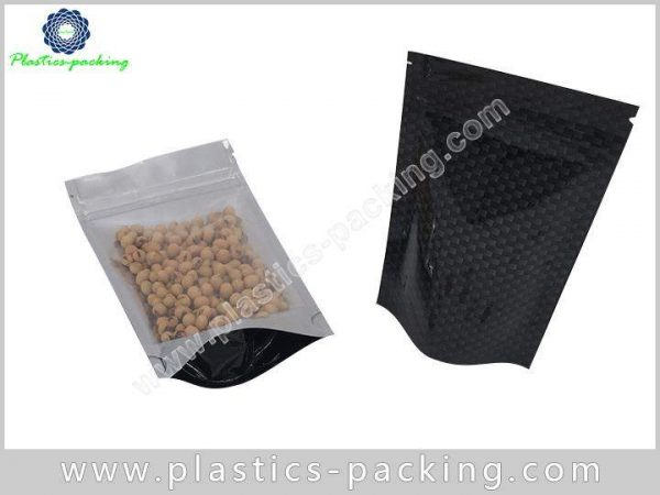Resealable Stand up Pouch Snack Food Packaging Bag 0994