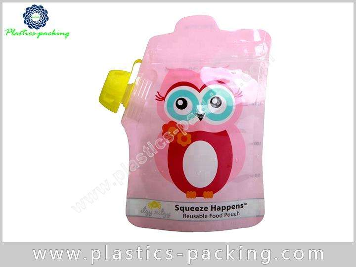 Retort Spout Pouch For Drinking Manufacturers and S 109